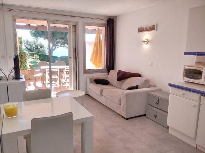 Sale apartment Ste maxime 157000€ - Picture 2