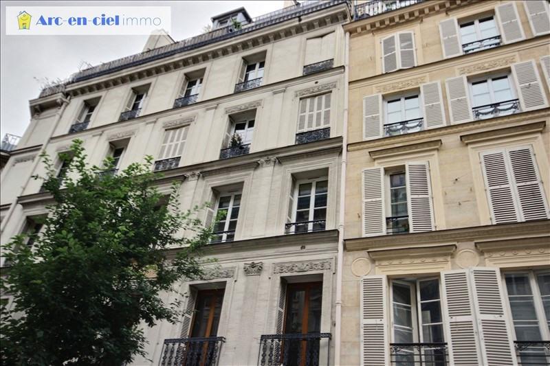 Revenda apartamento Paris 4ème 464000€ - Fotografia 10