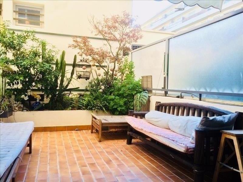 Vente appartement Nice 345000€ - Photo 1