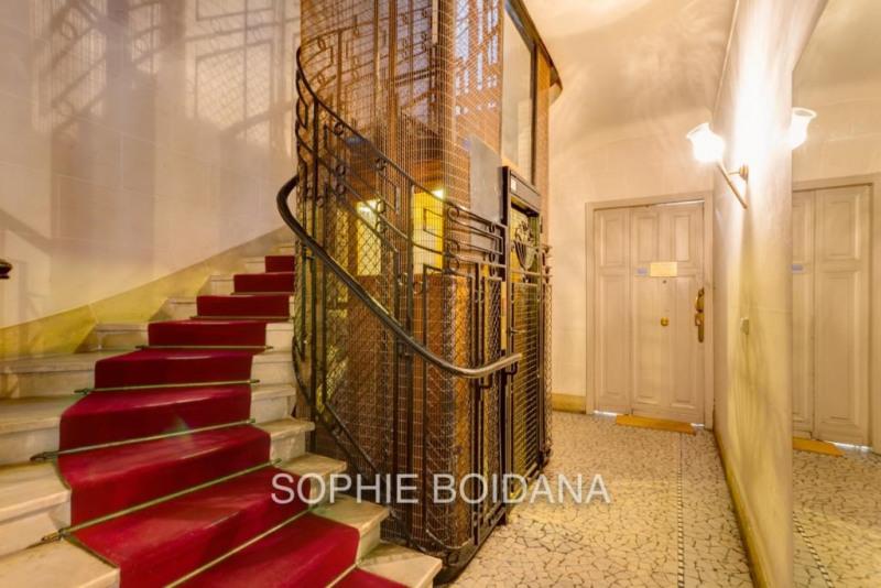 Vente de prestige appartement Paris 17ème 1280000€ - Photo 5