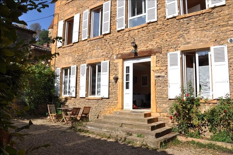 Sale house / villa Liergues 175000€ - Picture 2