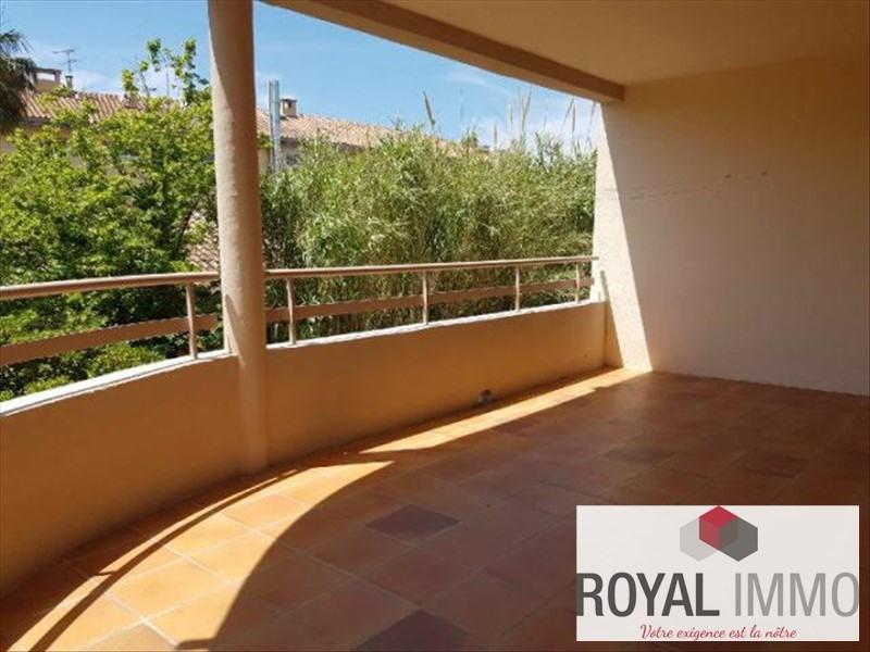 Sale apartment Toulon 201400€ - Picture 1