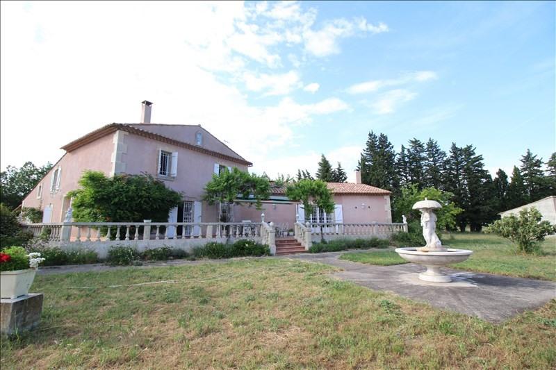 Vente de prestige maison / villa L isle sur la sorgue 1155000€ - Photo 1