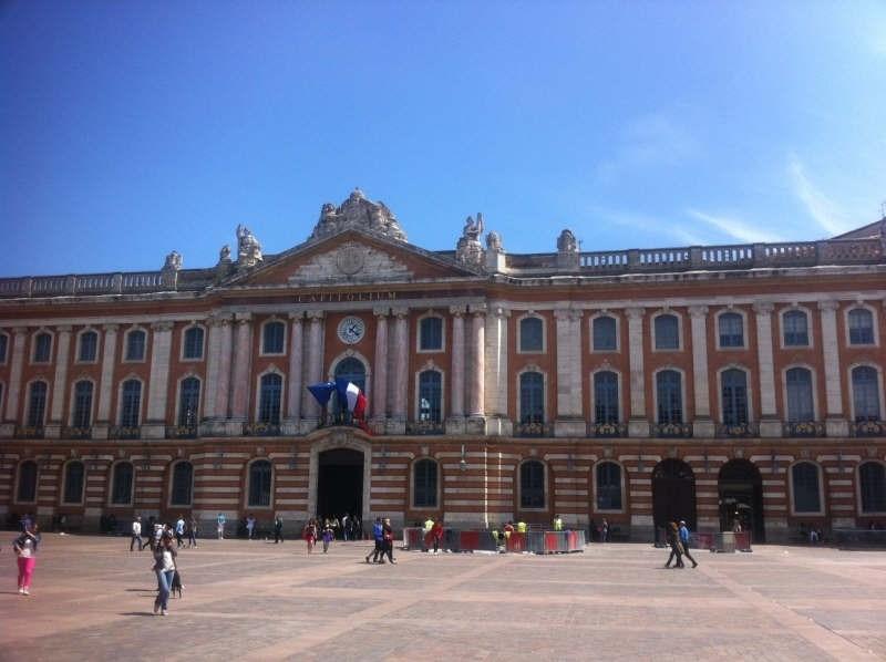 Rental apartment Toulouse 420€ CC - Picture 1