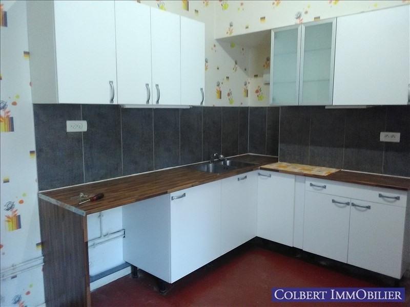 Vente maison / villa Mont st sulpice 143000€ - Photo 2