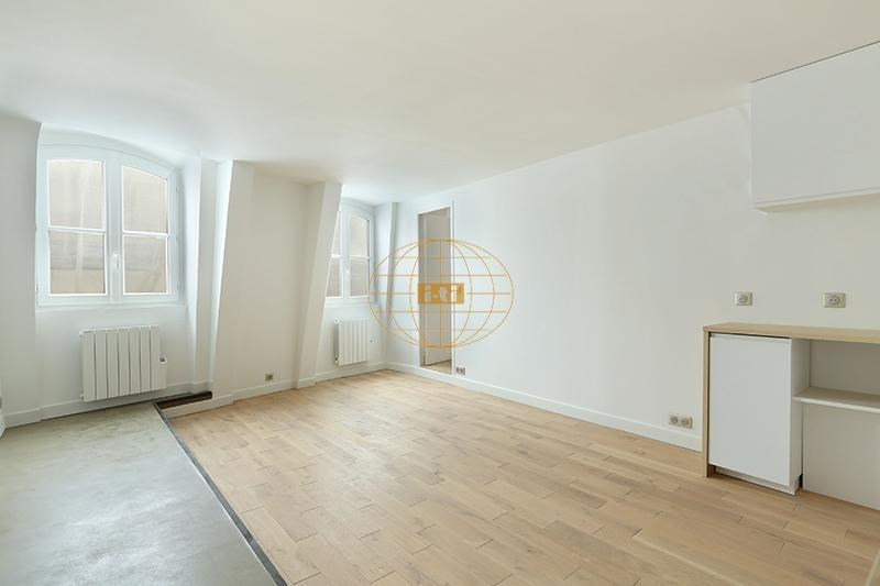 Vente de prestige appartement Paris 1er 525 000€ - Photo 1