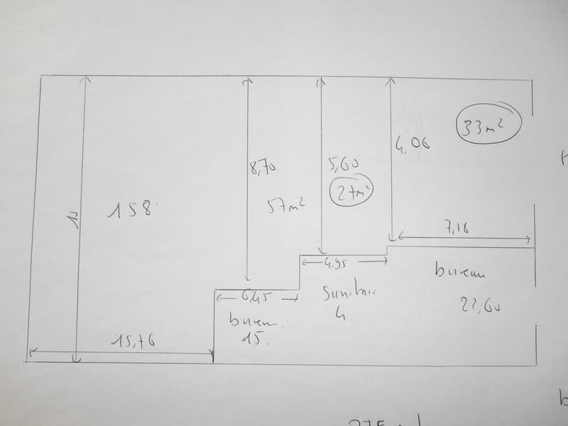 Rental empty room/storage St quentin fallavier 599€ CC - Picture 4