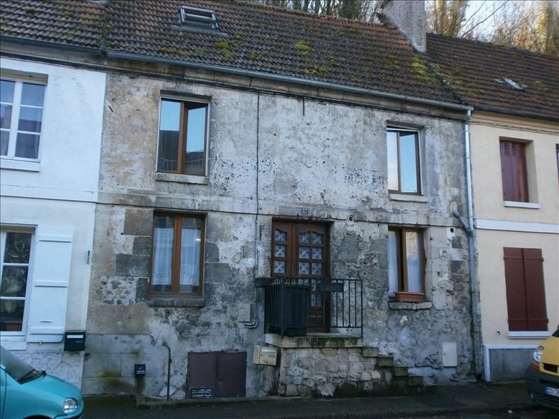 Sale house / villa La ferte milon 119000€ - Picture 1
