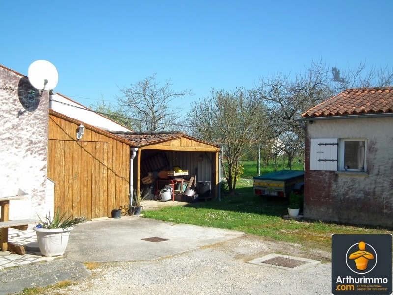 Sale house / villa Matha 159750€ - Picture 8