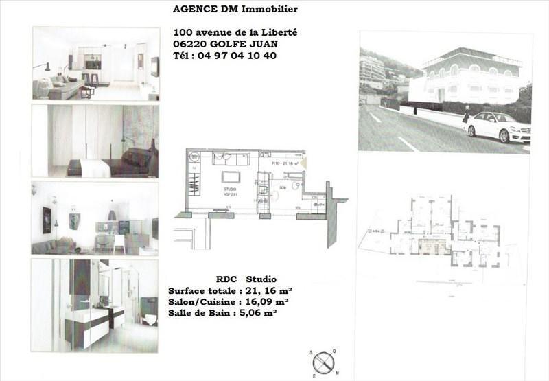 Investimento apartamento Nice 115000€ - Fotografia 1