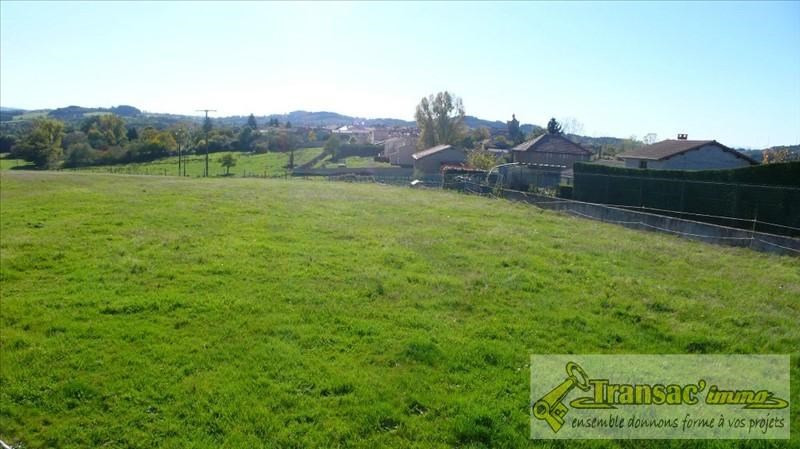 Vente terrain Sermentizon 28000€ - Photo 2