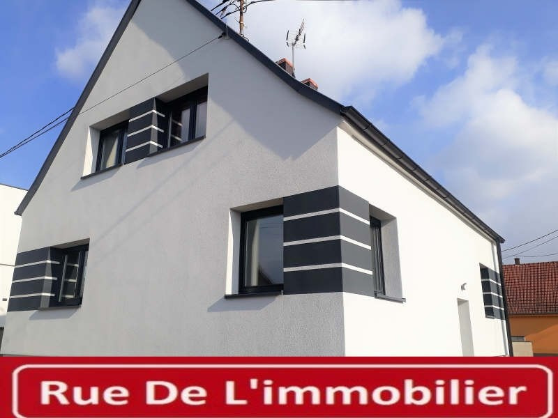 Sale house / villa Haguenau 307 000€ - Picture 1