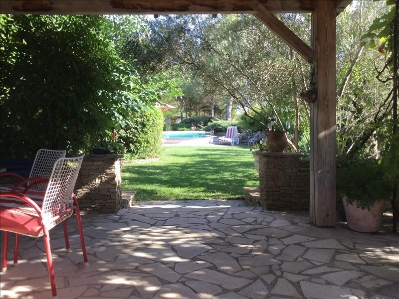 Deluxe sale house / villa St cannat 699 000€ - Picture 15