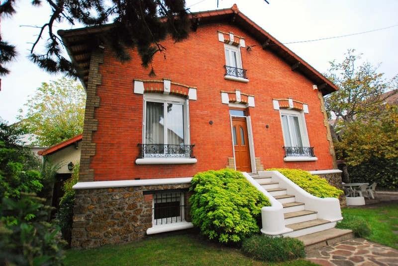Vente maison / villa Bezons 470000€ - Photo 1
