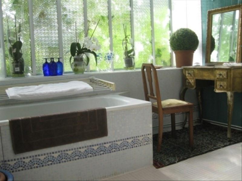 Vente maison / villa Fontenay st pere 420000€ - Photo 7