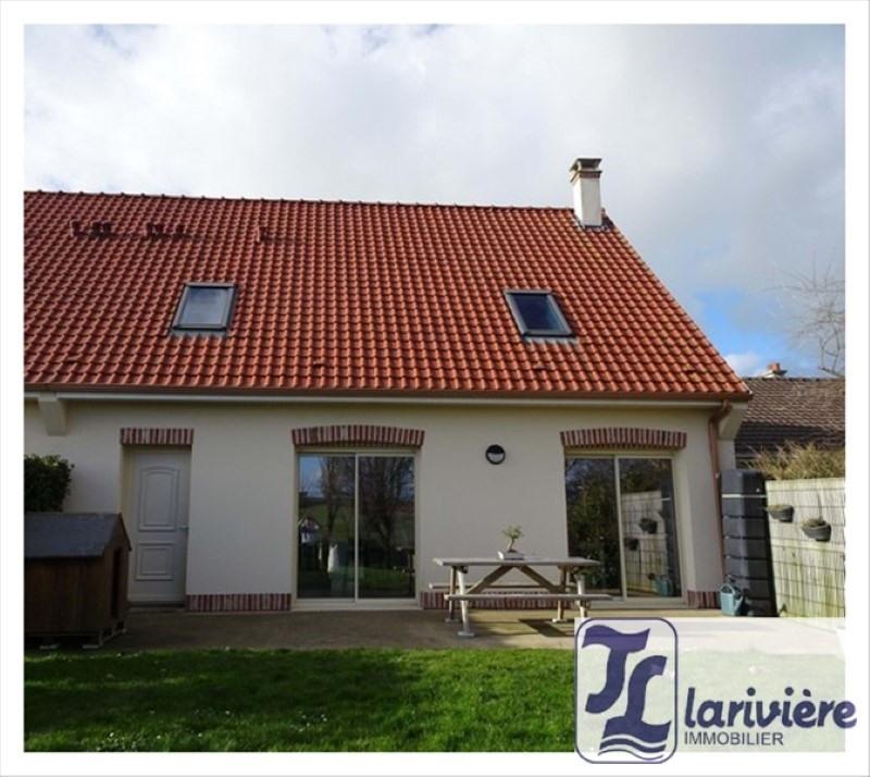 Sale house / villa Audinghen 262500€ - Picture 1