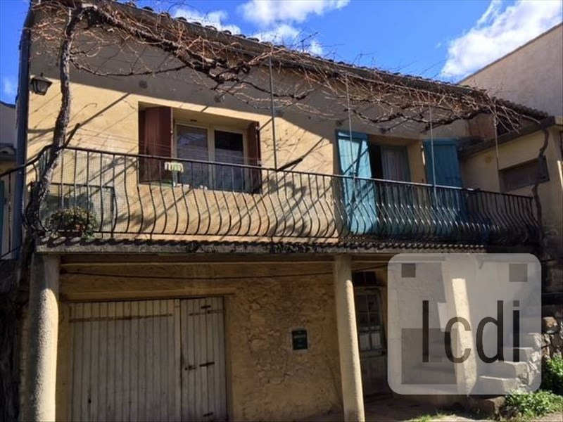 Vente maison / villa St victor la coste 195000€ - Photo 1