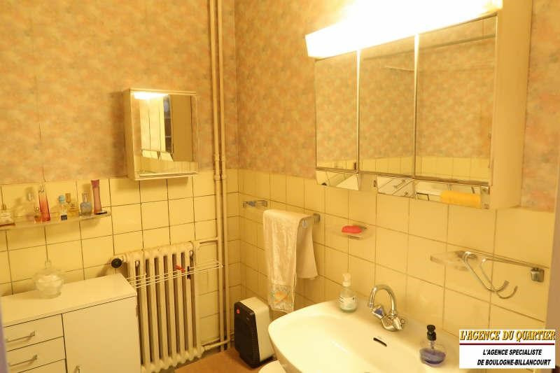 Venta  apartamento Boulogne billancourt 414000€ - Fotografía 6
