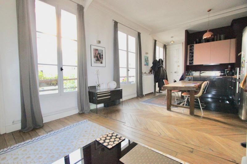 Vente appartement Paris 9ème 1120000€ - Photo 1