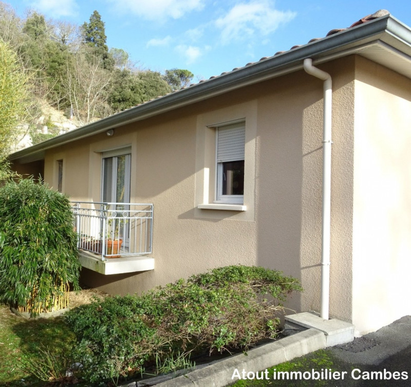 Sale apartment Cambes 97600€ - Picture 1