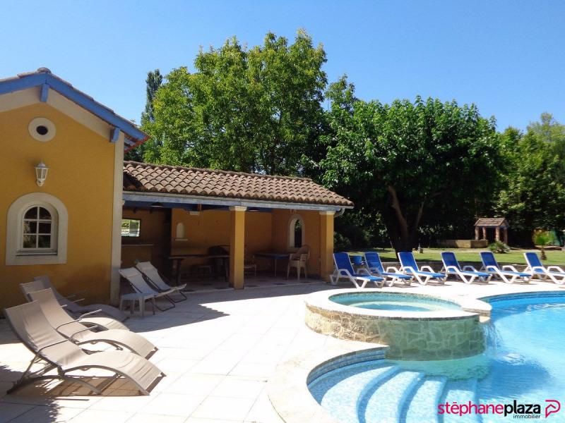 Vente de prestige maison / villa Entraigues sur la sorgue 870000€ - Photo 3