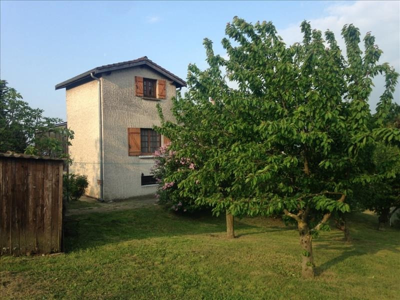 Vente maison / villa Reventin vaugris 283 500€ - Photo 2