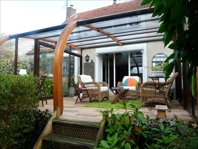 Vente maison / villa Montfort l amaury 438000€ - Photo 1