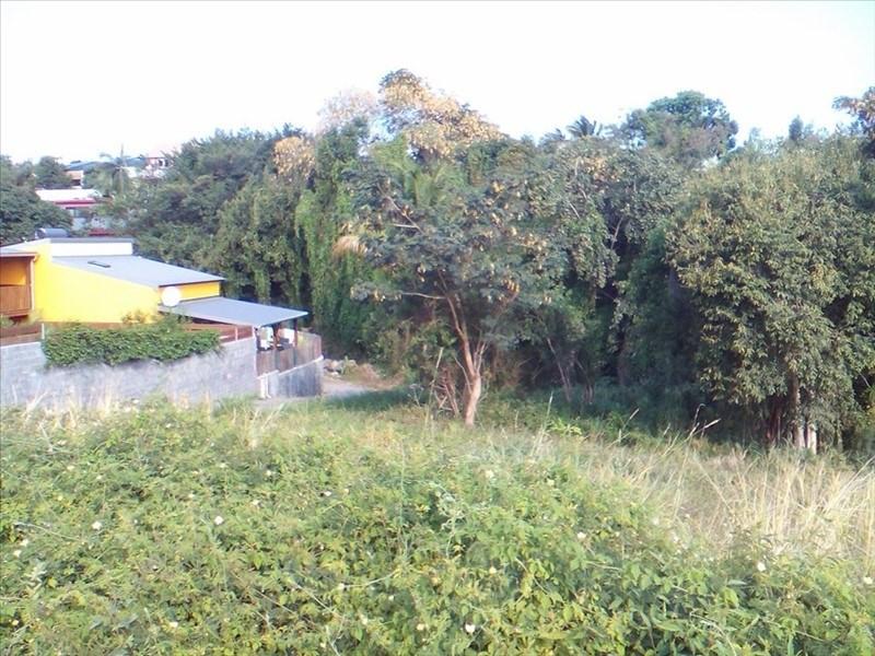 Vente terrain Ravine des cabris 92400€ - Photo 1