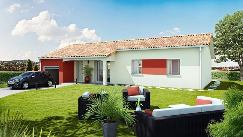 Maison  5 pièces + Terrain 1220 m² Grane par Top Duo Valence