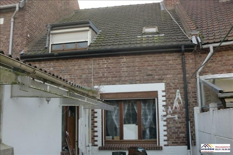 Sale house / villa Courrieres 126500€ - Picture 1