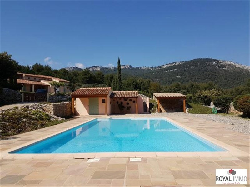 Deluxe sale house / villa Ollioules 2 260 000€ - Picture 2