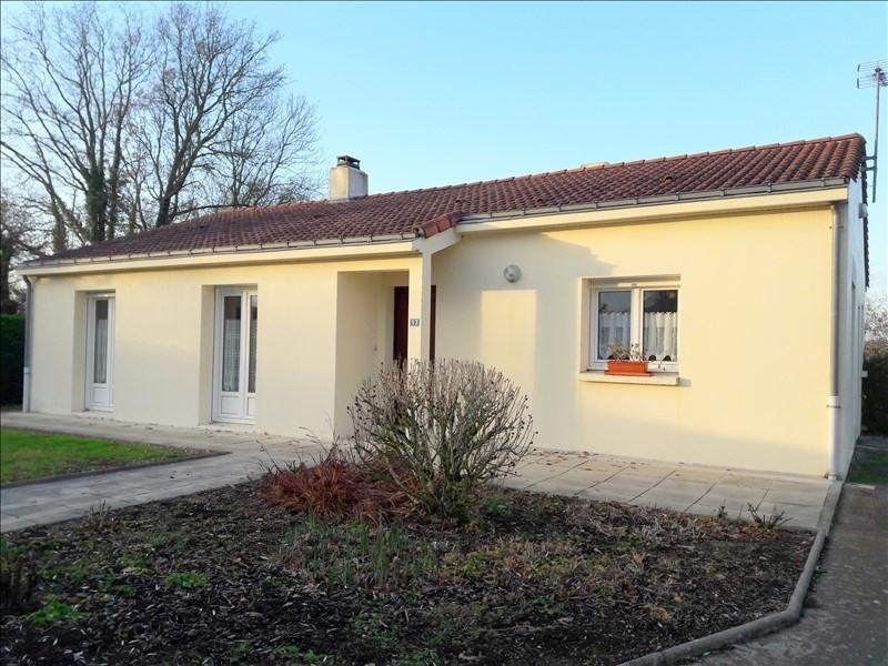 Vente maison / villa La planche 202900€ - Photo 1
