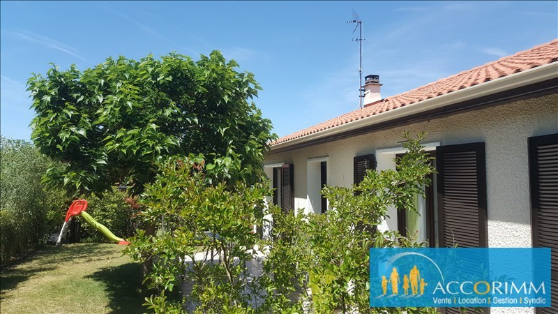 Vente maison / villa Ternay 305 000€ - Photo 1
