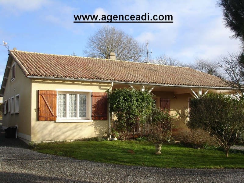 Vente maison / villa Cherveux 166 400€ - Photo 1
