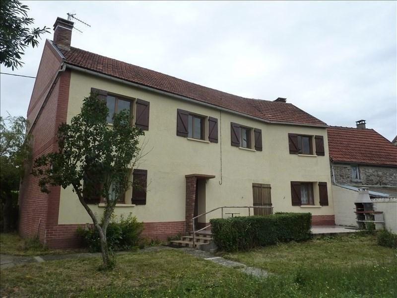 Sale house / villa Nanteuil le haudouin 290000€ - Picture 1
