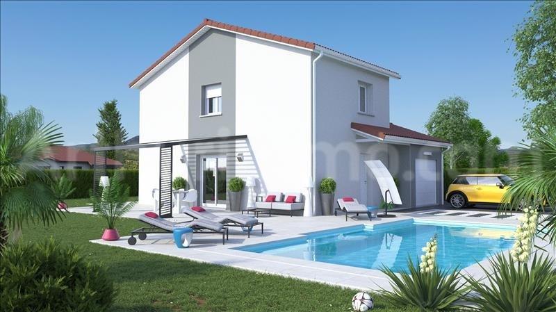 Vente maison / villa Charly 408000€ - Photo 2