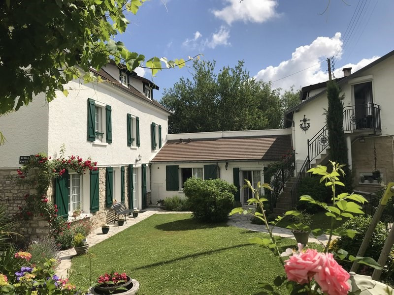Venta de prestigio  casa Villennes sur seine 1050000€ - Fotografía 1