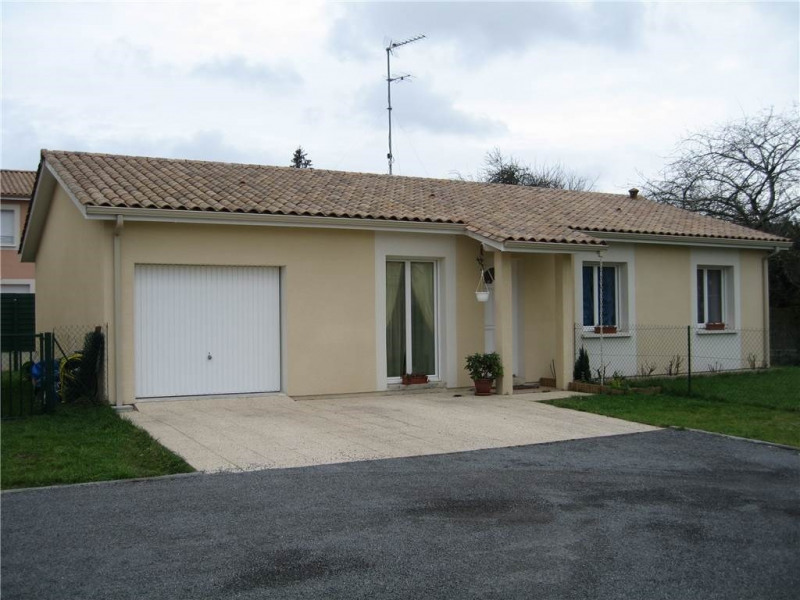 Rental house / villa Genissac 794€ CC - Picture 1