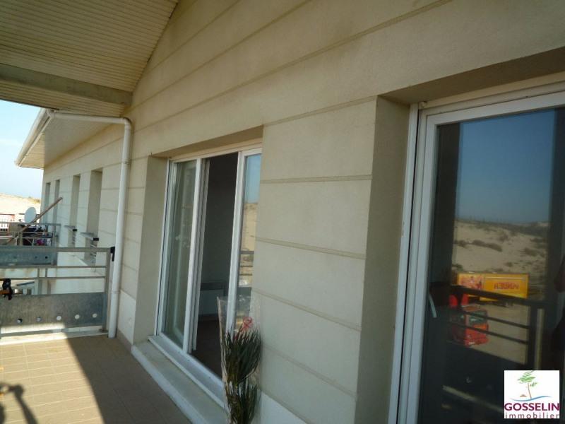 Verkoop  appartement Biscarrosse 161500€ - Foto 1