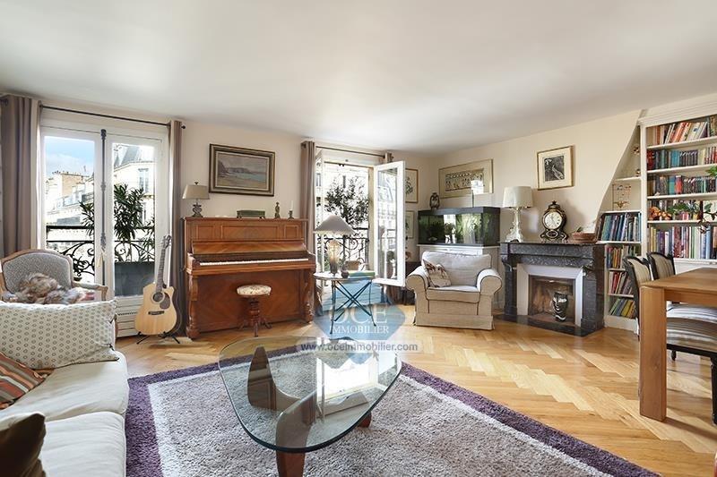 Vente de prestige appartement Paris 5ème 1145000€ - Photo 3
