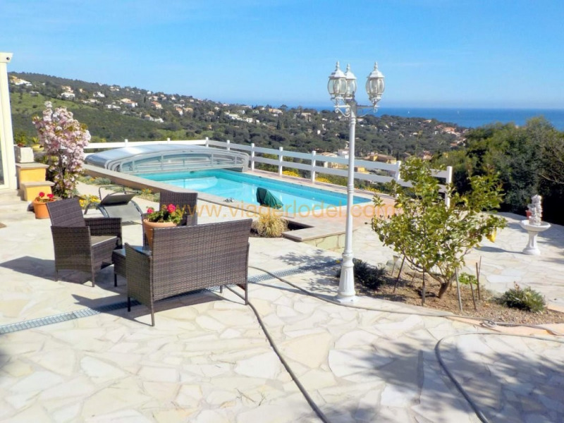 Life annuity house / villa Les issambres 300 000€ - Picture 1
