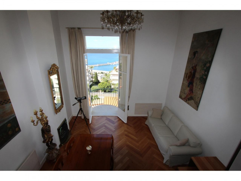 Deluxe sale apartment Nice 595000€ - Picture 4