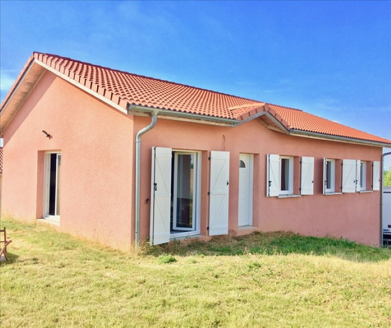 Vente maison / villa Bourgoin jallieu 255000€ - Photo 1