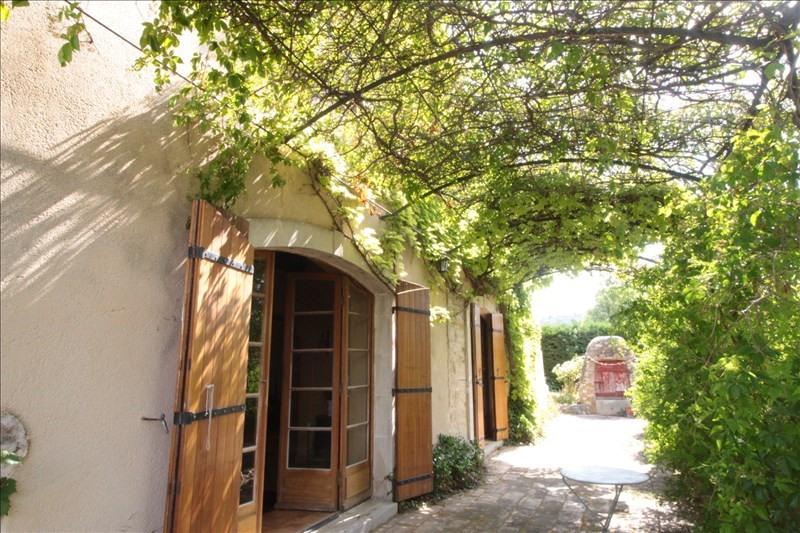 Immobile residenziali di prestigio casa Blauvac 590000€ - Fotografia 2