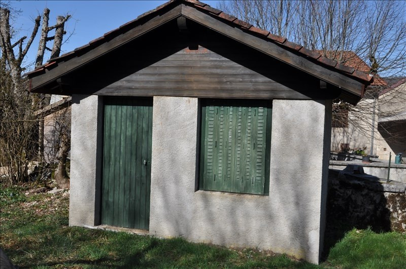 Sale house / villa 5 mn oyonnax 184 000€ - Picture 8