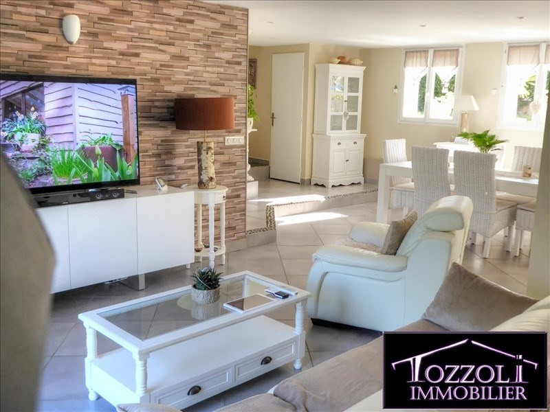 Sale house / villa St quentin fallavier 342000€ - Picture 3