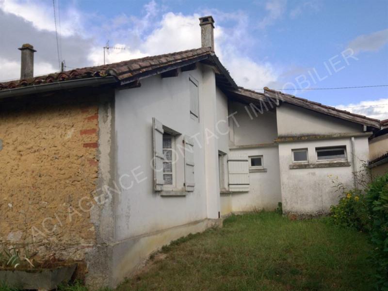 Vente maison / villa Cazaubon 80000€ - Photo 2