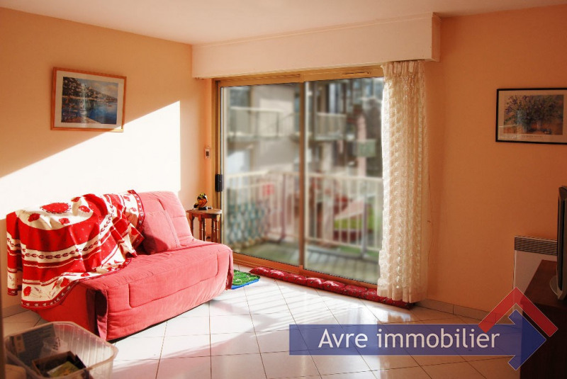 Sale apartment Verneuil d avre et d iton 37000€ - Picture 1