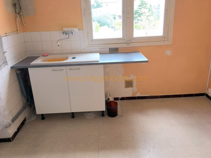 Life annuity apartment Toulon 45 000€ - Picture 4