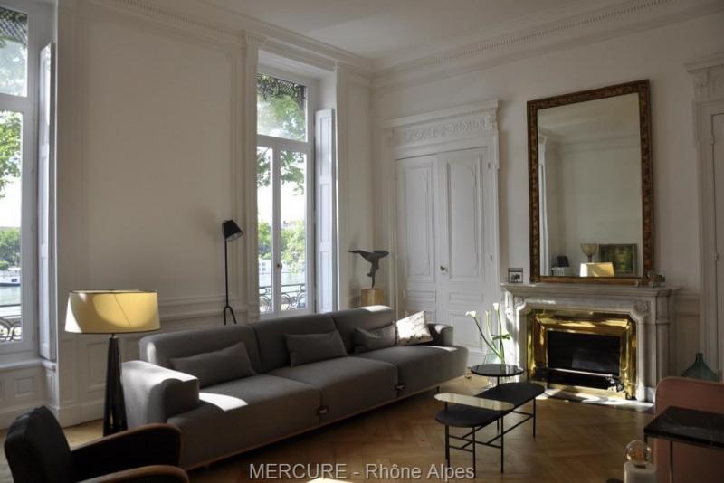 Deluxe sale apartment Lyon 2ème 1195000€ - Picture 2